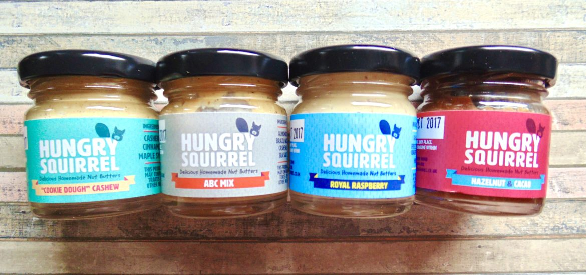 hungry squirrel nut butter review