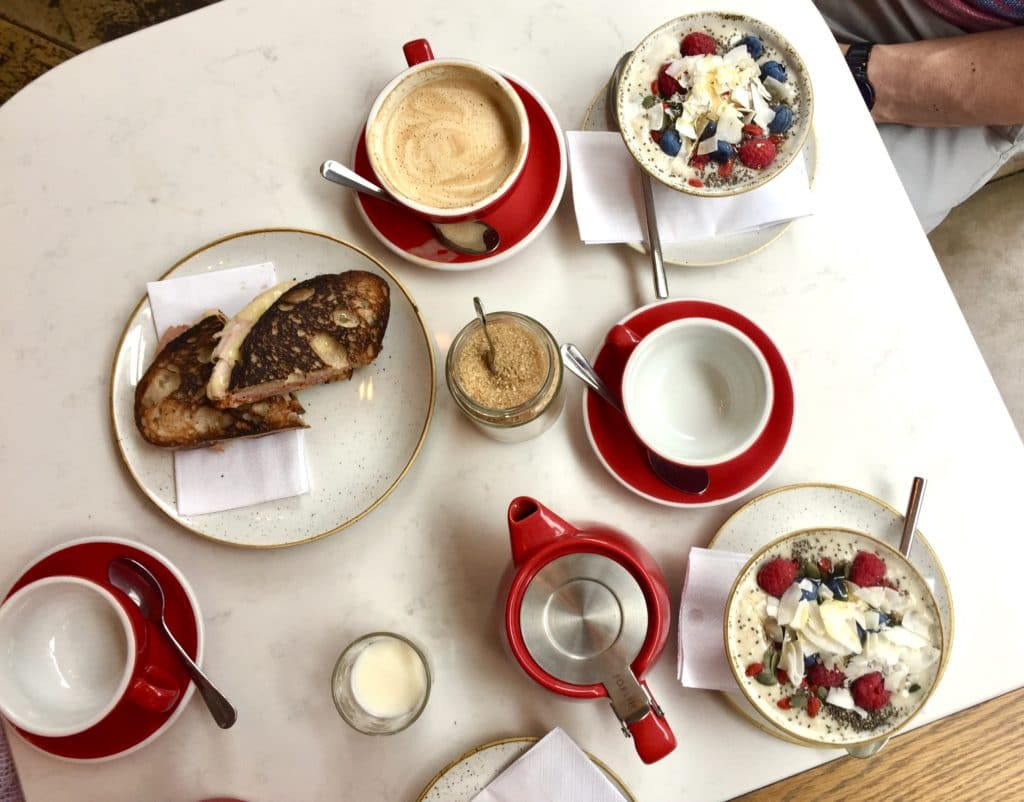 what we ate in london