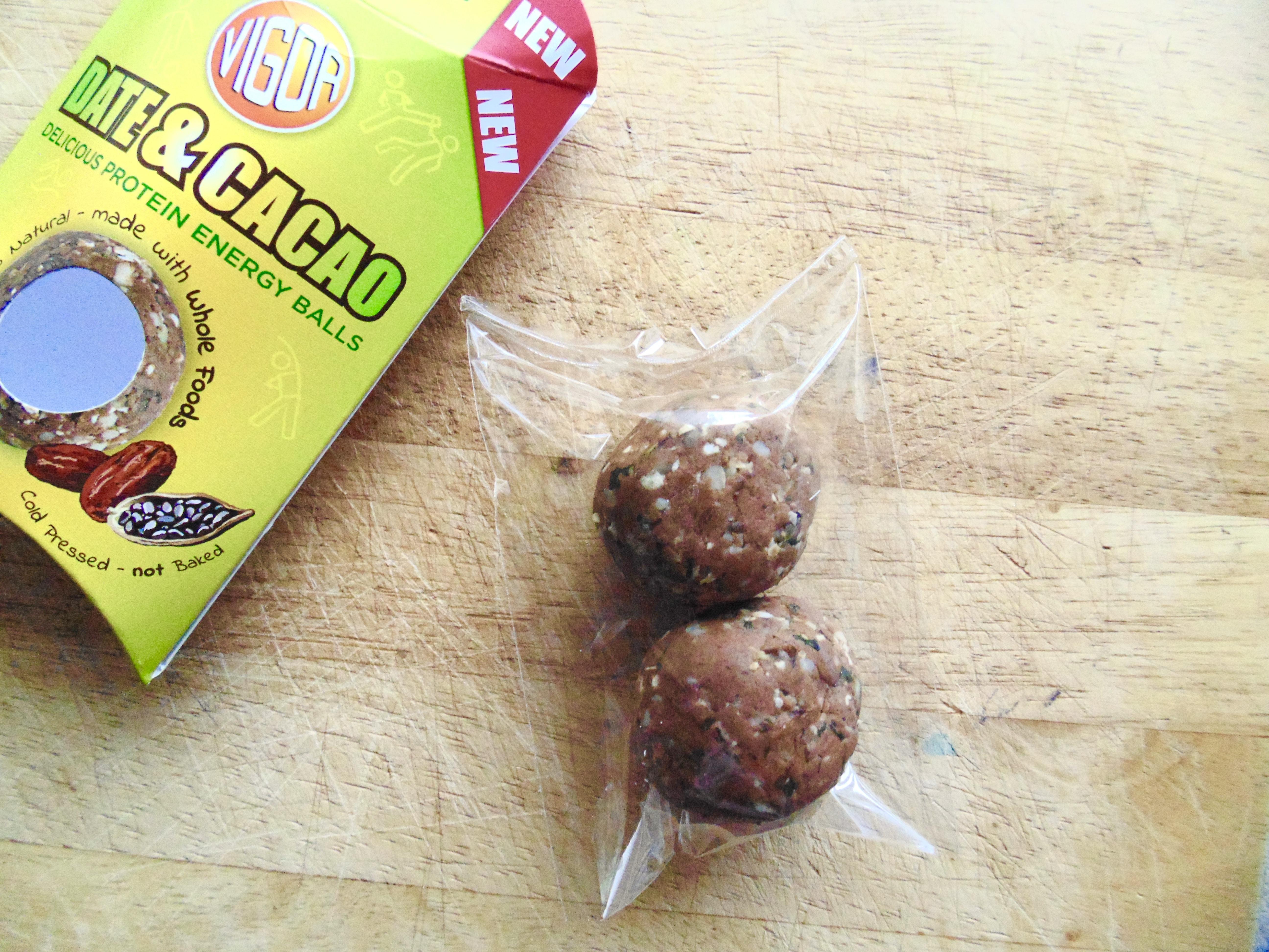 vigor protein balls
