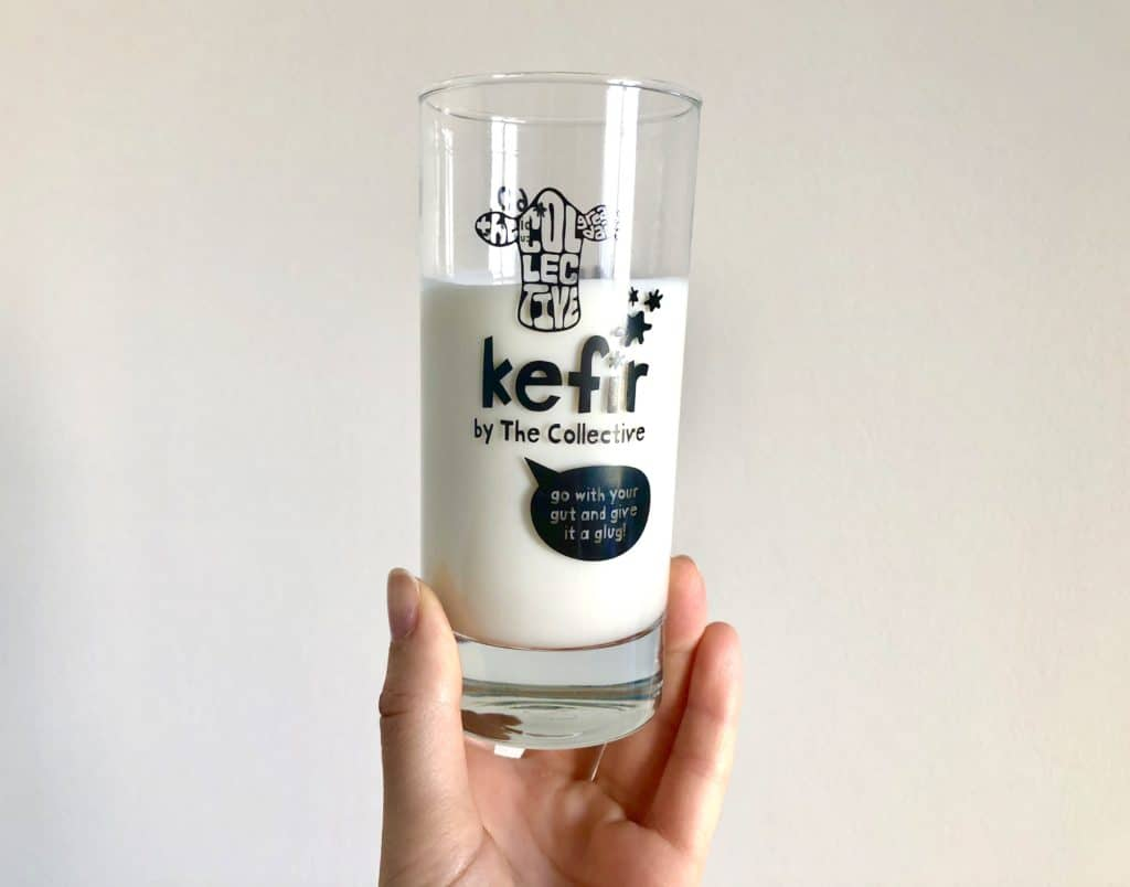 the collective dairy kefir