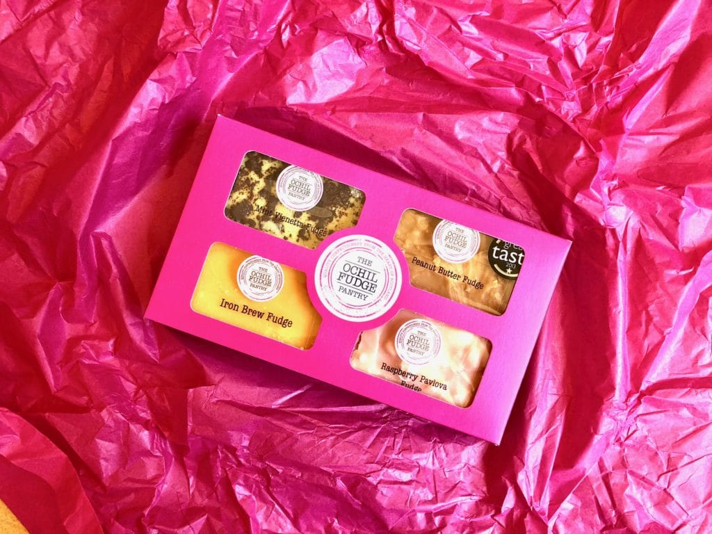 ochil fudge pantry review