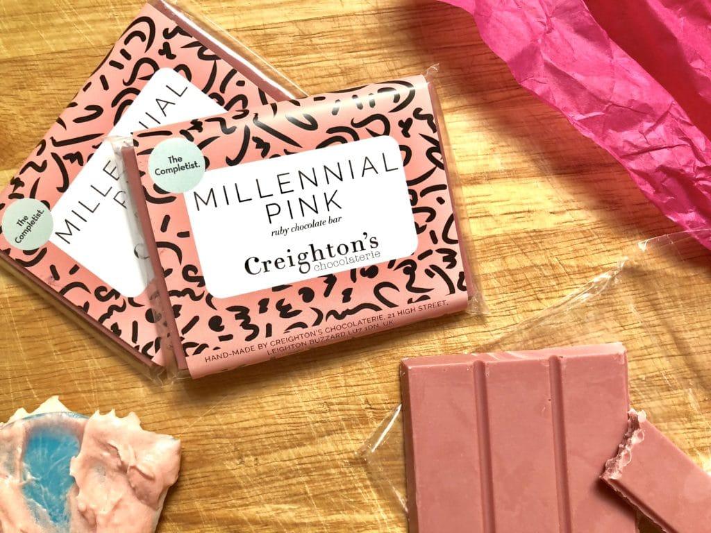 ruby chocolate taste test