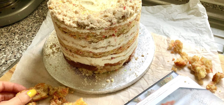 Momofuku Milk Bar Birthday Cake - Maverick Baking
