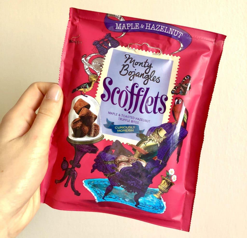 monty bojangles chocolate truffles