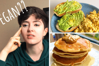i went vegan for a week