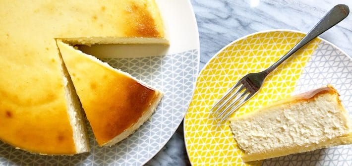 how to make juniors cheesecake